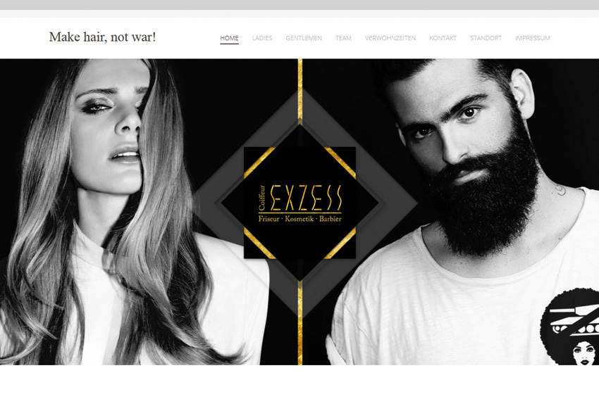 2014 II Coiffeur Exzess